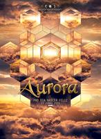 Party Flyer Aurora 13 13 Jun '15, 22:00