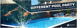 Party Flyer Different Pool Party 14 Jun '15, 15:00