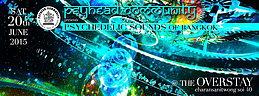 Party Flyer PSYHEAD COMMUNITY 20 Jun '15, 22:00