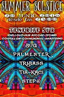 Party Flyer ●•°•○SUMMER SOLSTICE○•°•● 20 Jun '15, 23:00