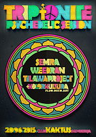 Party Flyer Triptonite Psychedelic Session 20 Jun '15, 22:00