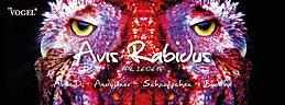 Party Flyer AVIS RABIDUS 26 Jun '15, 23:00