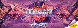 Party Flyer 3886 in Love 27 Jun '15, 22:00