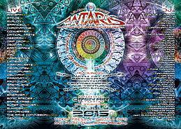 Party Flyer 21st Antaris Project 3 Jul '15, 12:00