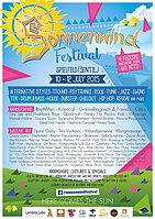 Party Flyer SONNENWIND-FESTIVAL 2015 10 Jul '15, 12:00