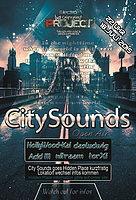 Party Flyer Electro Basement Project - City Sounds 18 Jul '15, 22:00