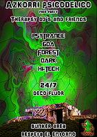 Party Flyer Azkorri psicodelico (litle party - No big sound system - 700w - FRIENDS!) 24 Jul '15, 22:00