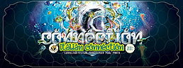 Party Flyer ★CONNECTION FESTIVAL TEASER PARTY★OPEN AIR - SWIMMING POOL★ 24 Jul '15, 18:00