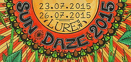 Party Flyer Sundaze Festival 2015 24 Jul '15, 18:00