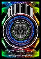 Party Flyer Hallucinatorium 25 Jul '15, 23:00