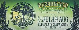 Party Flyer Bachblyten Festival 31 Jul '15, 10:00