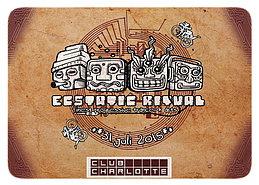 Party Flyer Ecstatic Ritual reloaded 31 Jul '15, 23:00