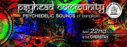 Party Flyer PSYHEAD COMMUNITY of August 22 Aug '15, 21:00