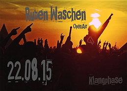Party Flyer Rüben Waschen 22 Aug '15, 22:00