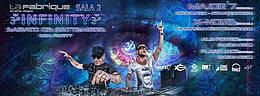 Party Flyer ॐInfinityॐ 5 Sep '15, 23:30