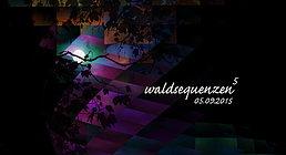 Party Flyer Waldsequenzen 5 5 Sep '15, 22:00