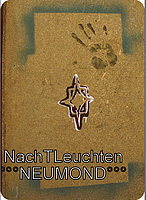 Party Flyer NachTLeuchten°NEUMOND 11 Sep '15, 18:00