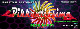 Party Flyer PIKKANTISSIMA - HOT FREE PARTY 12 Sep '15, 23:30