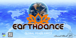 Party Flyer Earthdance 2015 @ Sommercasino Basel 19 Sep '15, 22:00