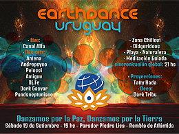 Party Flyer Earthdance 19 Sep '15, 19:00