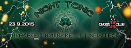 Party Flyer Night Tonic 23 Sep '15, 21:00