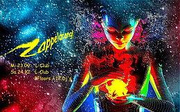 Party Flyer Zappeldrang! - Mittwochsgedöns 23 Sep '15, 22:30