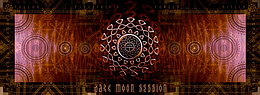 Party Flyer DARK MOON SESSION 25 Sep '15, 22:00