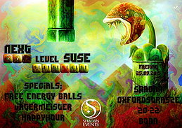 Party Flyer Next Level Suse 25 Sep '15, 22:00