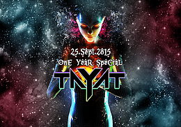 Party Flyer ॐ TAYAT ॐ OnE YeaR SpeCiaL ॐ 25 Sep '15, 22:00