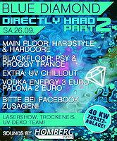 Party Flyer Blue Diamond 26 Sep '15, 22:00