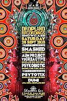 Party Flyer Dropland Recordings Showcase @ Shooters Bar (Ibiza) 26 Sep '15, 23:30