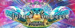 Party Flyer Future Universe w/ NEELIX & Special Guest 26 Sep '15, 21:00