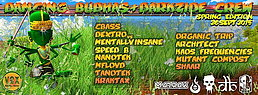 Party Flyer The Darkpsy of The Force + Darkzide & Friends 26 Sep '15, 23:30