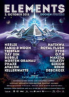 Party Flyer Elements 3 Oct '15, 20:00