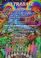 Party Flyer Ultrabase by Psytribe CH 10 Oct '15, 20:30