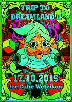Party Flyer Trip to Dreamland II 17 Oct '15, 22:00