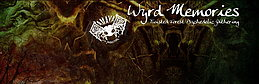 Party Flyer Wyrd Memories - Amaya Productions Live Night 17 Oct '15, 22:00