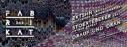 Party Flyer Das FABRIKAT 23 Oct '15, 22:00