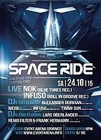 Party Flyer NOK @ SPACE RIDE 24 Oct '15, 22:00