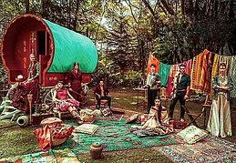 Party Flyer Swing'N'Gypsy - Vol. II 24 Oct '15, 20:00