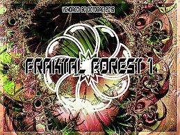 Party Flyer Fraktal Forest 30 Oct '15, 23:00