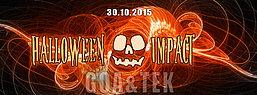 Party Flyer ▅ ▆ ▇ HALLOWEEN IMPACT ▇ ▆ ▅ 30 Oct '15, 22:00