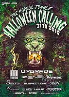 Party Flyer HALLOWEEN CALLING 2015 31 Oct '15, 21:00
