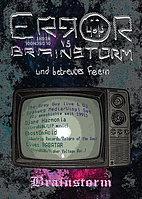 Party Flyer ErroR404 VS. Brainstorm + Betreutes feiern 13 Nov '15, 23:00