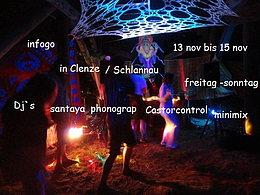 Party Flyer Infogo 13 Nov '15, 22:00