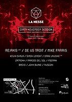 Party Flyer LA MESSE - DIRTY NOVEMBER SESSION - 13 Nov '15, 23:00