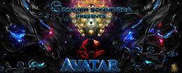 Party Flyer Sommer Sonne GOA presents AVATAR 13 Nov '15, 23:00