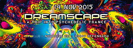 Party Flyer Dreamscape Winter Edition 14 Nov '15, 23:00