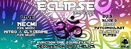 Party Flyer OFZ Presents ECLIPSE ★NECMI AND NITRO & GLYCERINE★ 14 Nov '15, 22:00