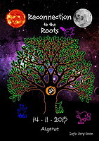 Party Flyer Reconnection to the Roots 14 Nov '15, 23:00